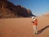 Desert life in Wadi Rum