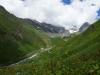 Svanetia: Becho: Guli pass