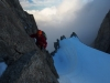 Grandes Jorasses: Traverse