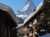 Swiss driving: Matterhorn