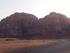 The daily life in Wadi Rum